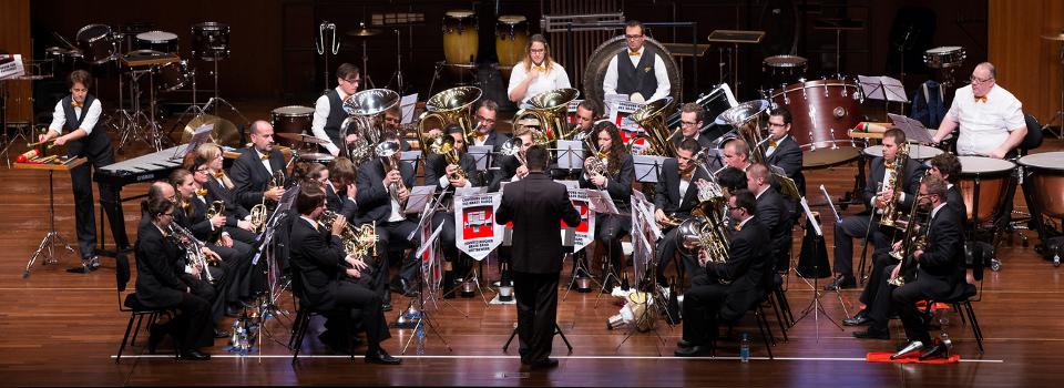 Schweizerischer Brass Band Wettbewerb in Montreux